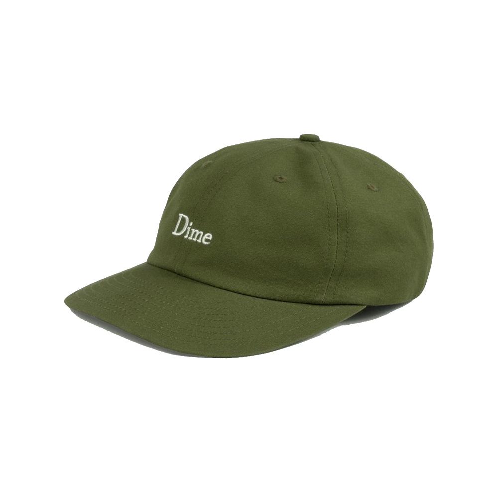 Dime Crushable Cap (Olive)