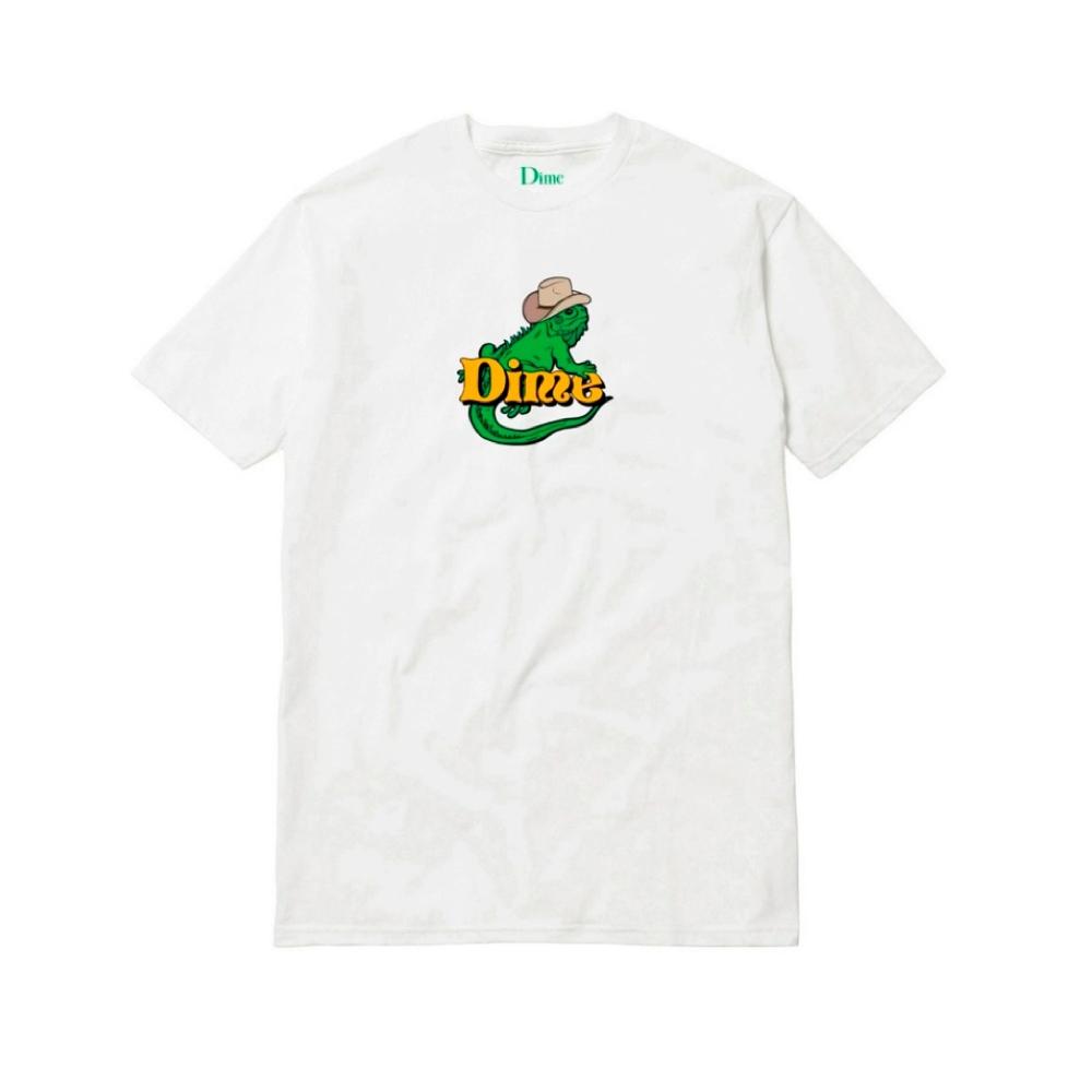 Dime Dr Shadowblade T-Shirt (White)