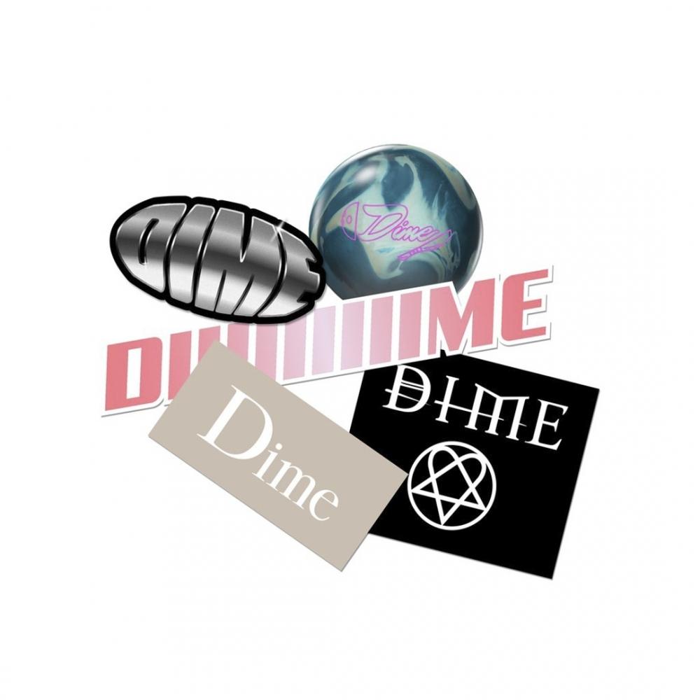 Dime FA18 Sticker Pack
