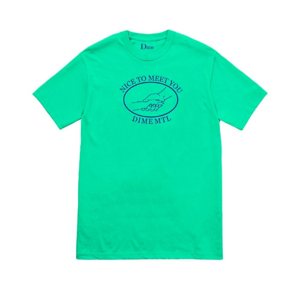 Dime Greetings T-Shirt (Mint)