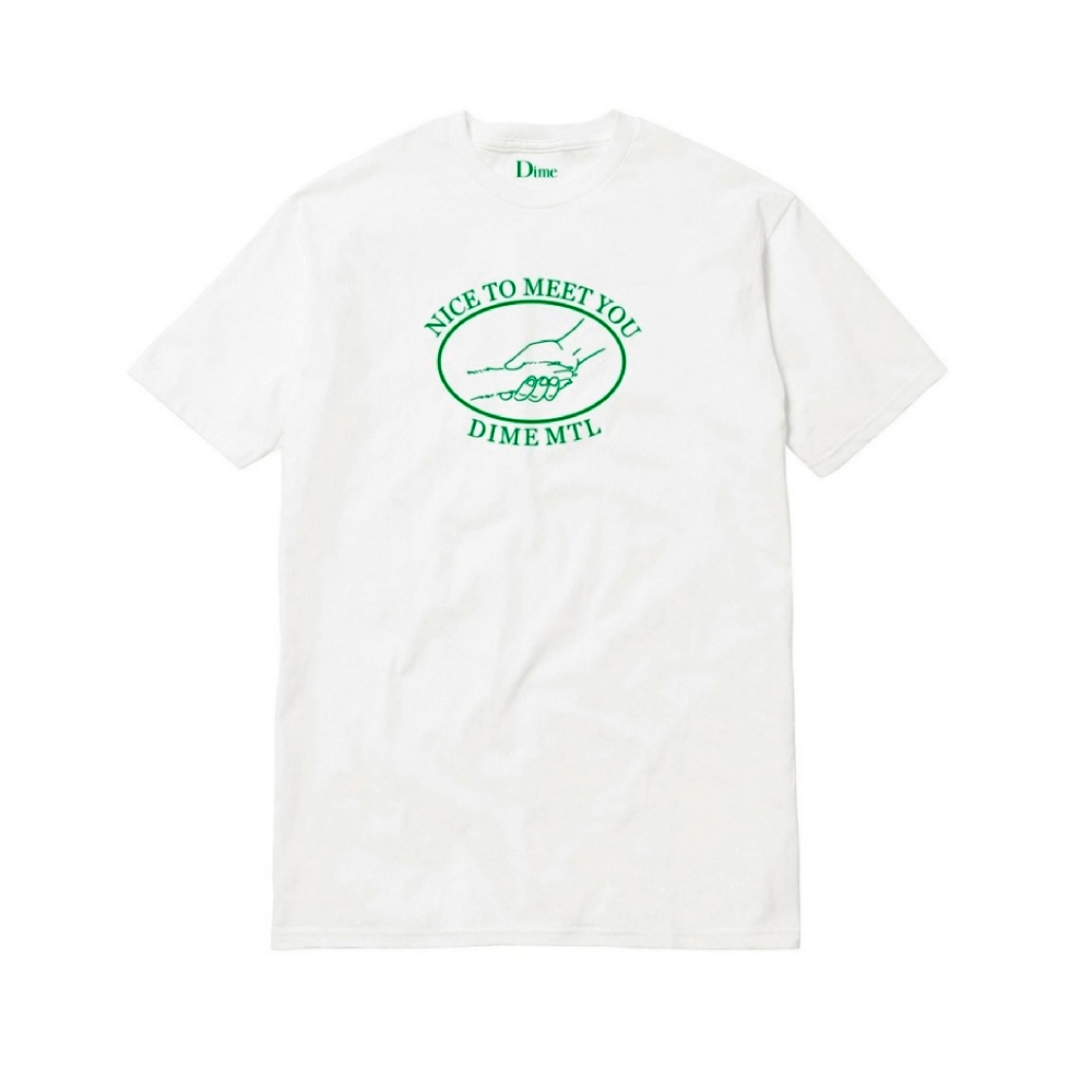 Dime Greetings T-Shirt (White)