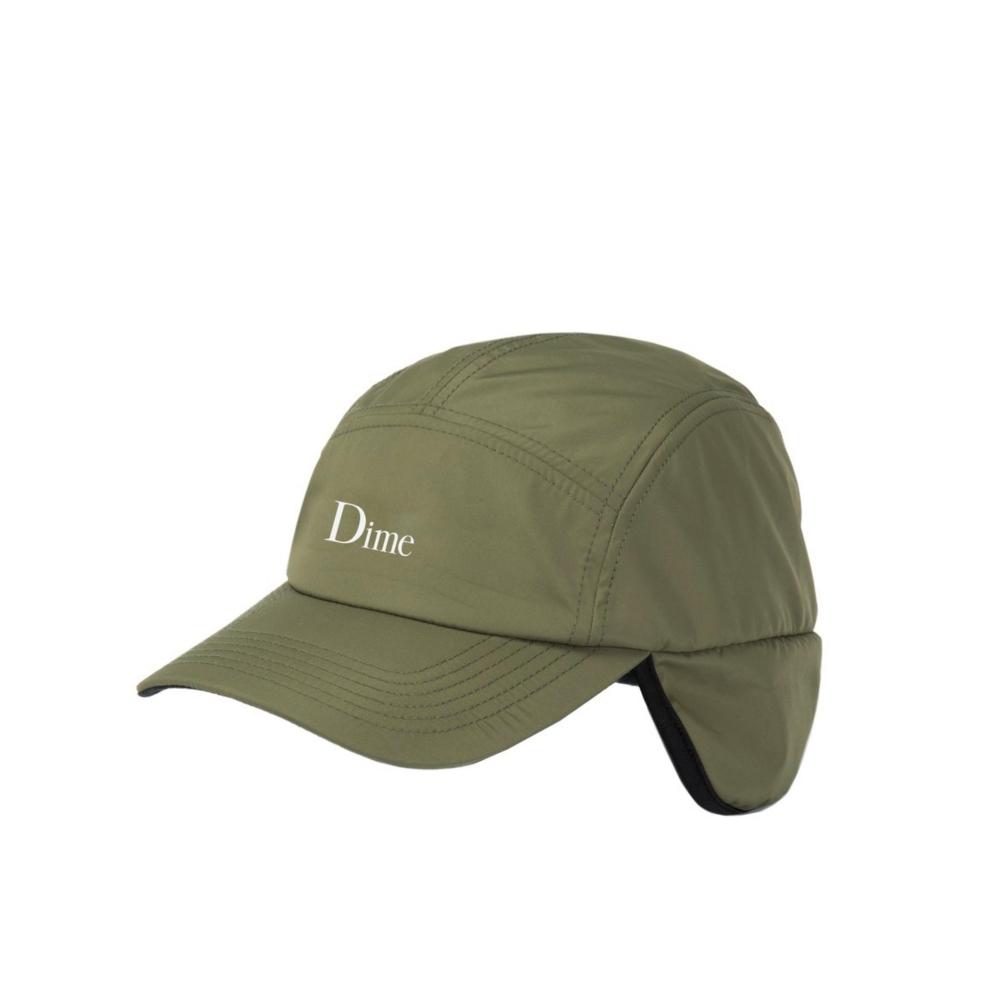 Dime Hunter Fleece Cap (Olive)