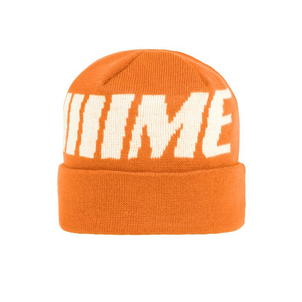 Dime Screaming Beanie (Orange)