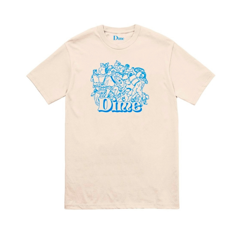 Dime Speakeasy T-Shirt (Cream)