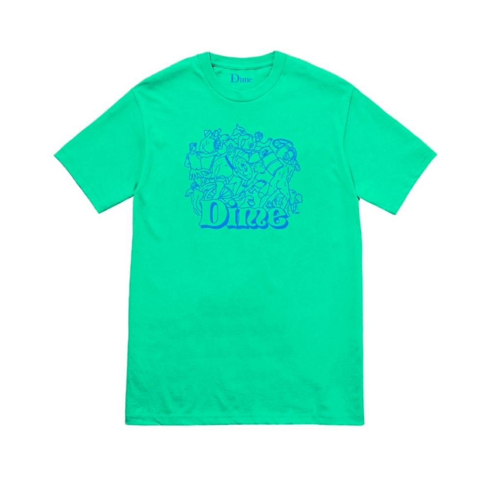 Dime Speakeasy T-Shirt (Mint)