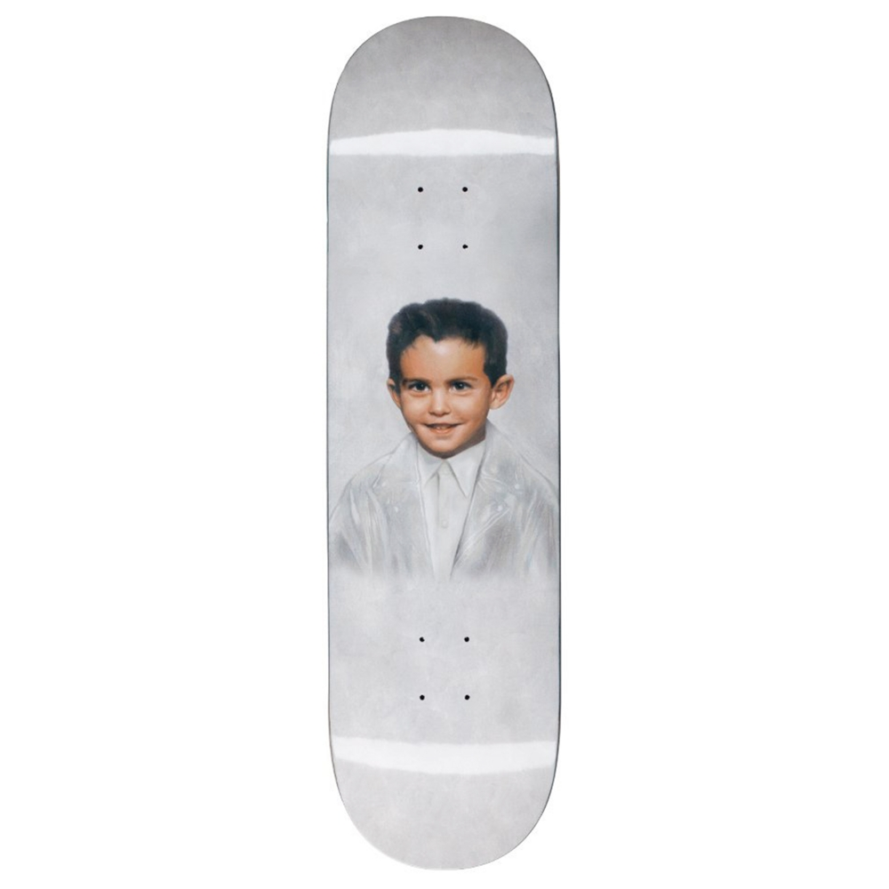 "Fucking Awesome Dylan Skateboard Deck 8.5"" (White)"