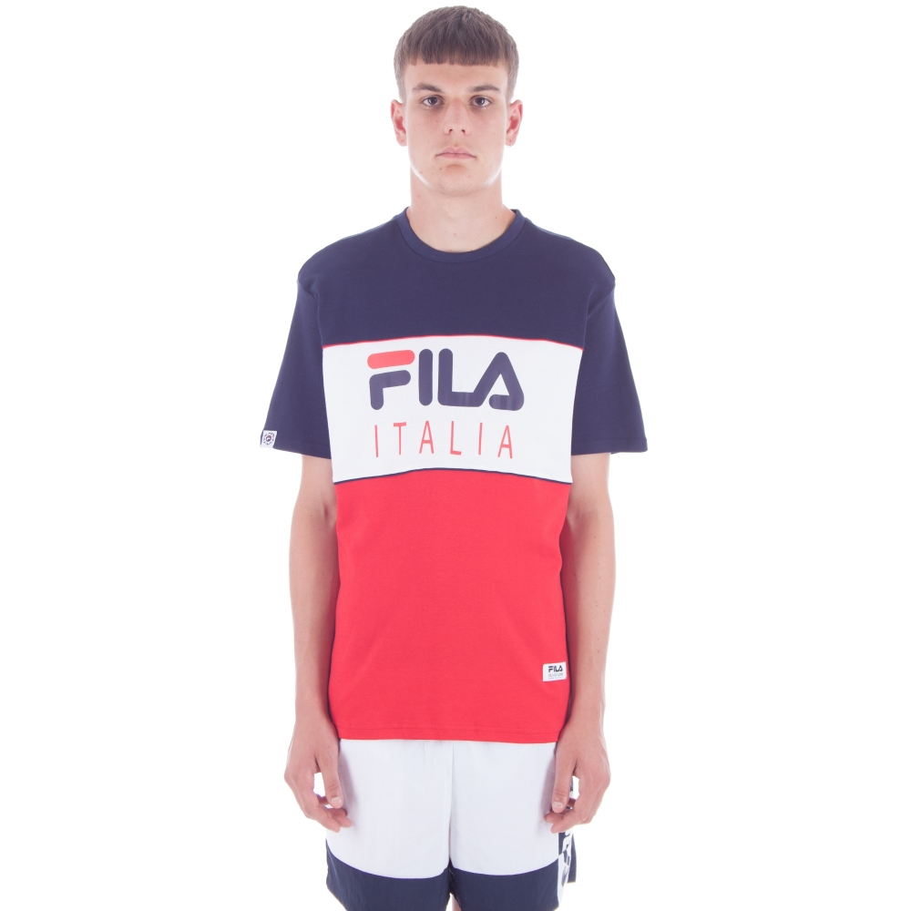 fila mens t shirt