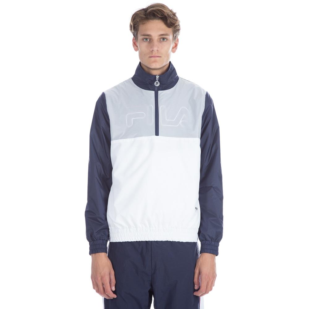 FILA Black Line Senna Half Zip Jacket (Peacoat)