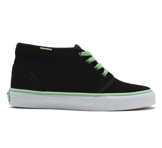 e1c426d1c269e4 Vans Chukka Pro (Black Viper Green) - buy online at Consortium.