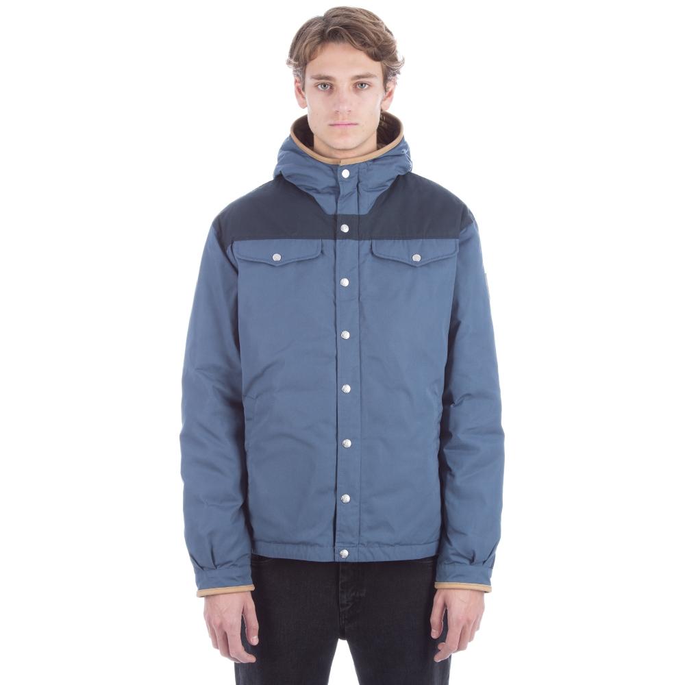 fj llr ven greenland no 1 down jacket uncle blue. Black Bedroom Furniture Sets. Home Design Ideas