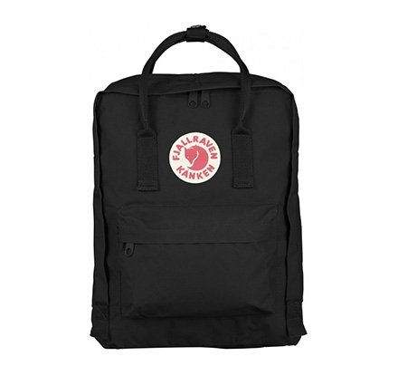 Fjällräven Kånken Backpack (Black)