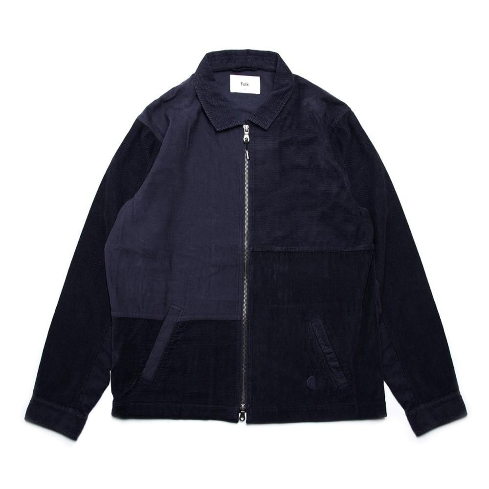 Folk Fraction Jacket (Charcoal)