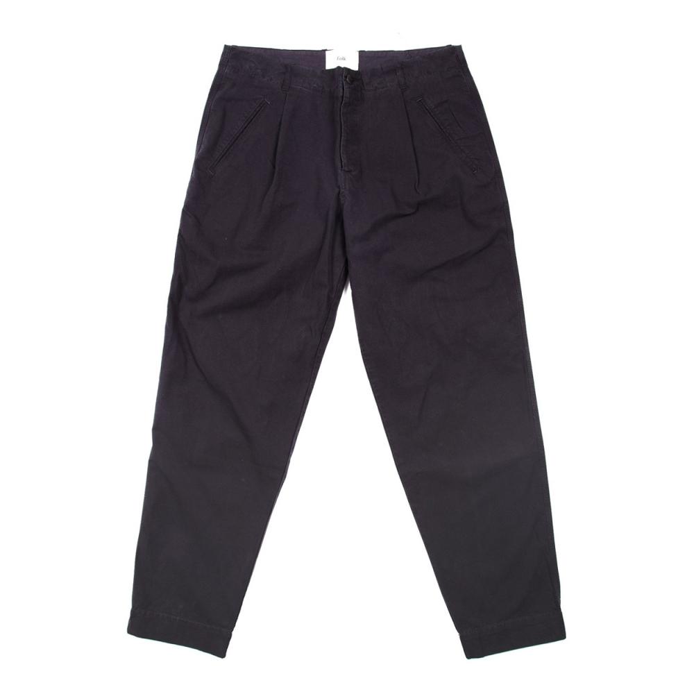 Folk Assembly Pant (Black)