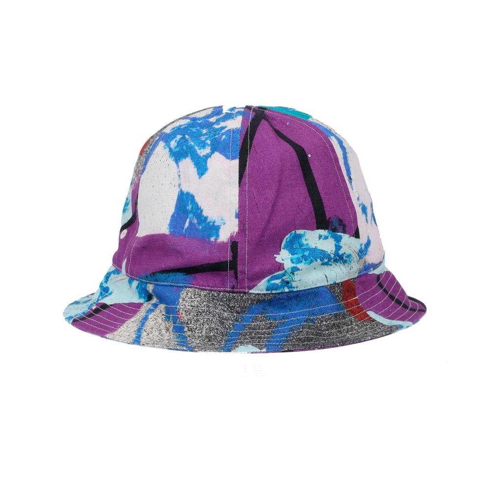 Folk Bucket Hat (Roller Print)