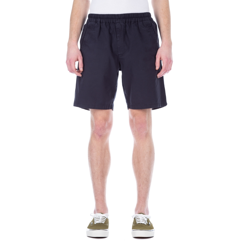 Folk Drawcord Short (Washed Navy)