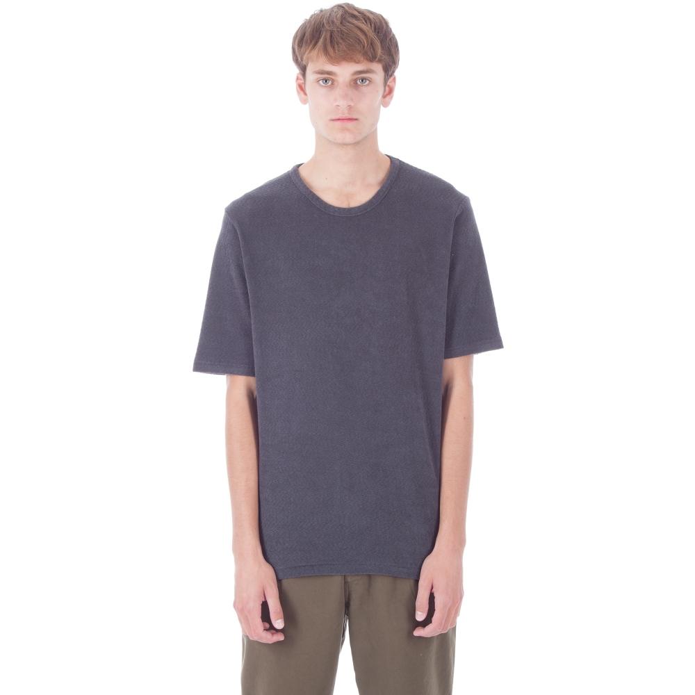 Folk Mid Weight T-Shirt (Charcoal)