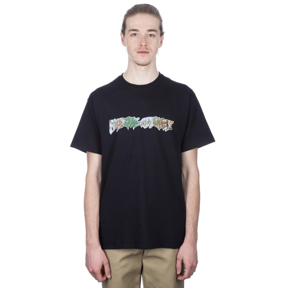 Fucking Awesome Battlefield T-Shirt (Black)
