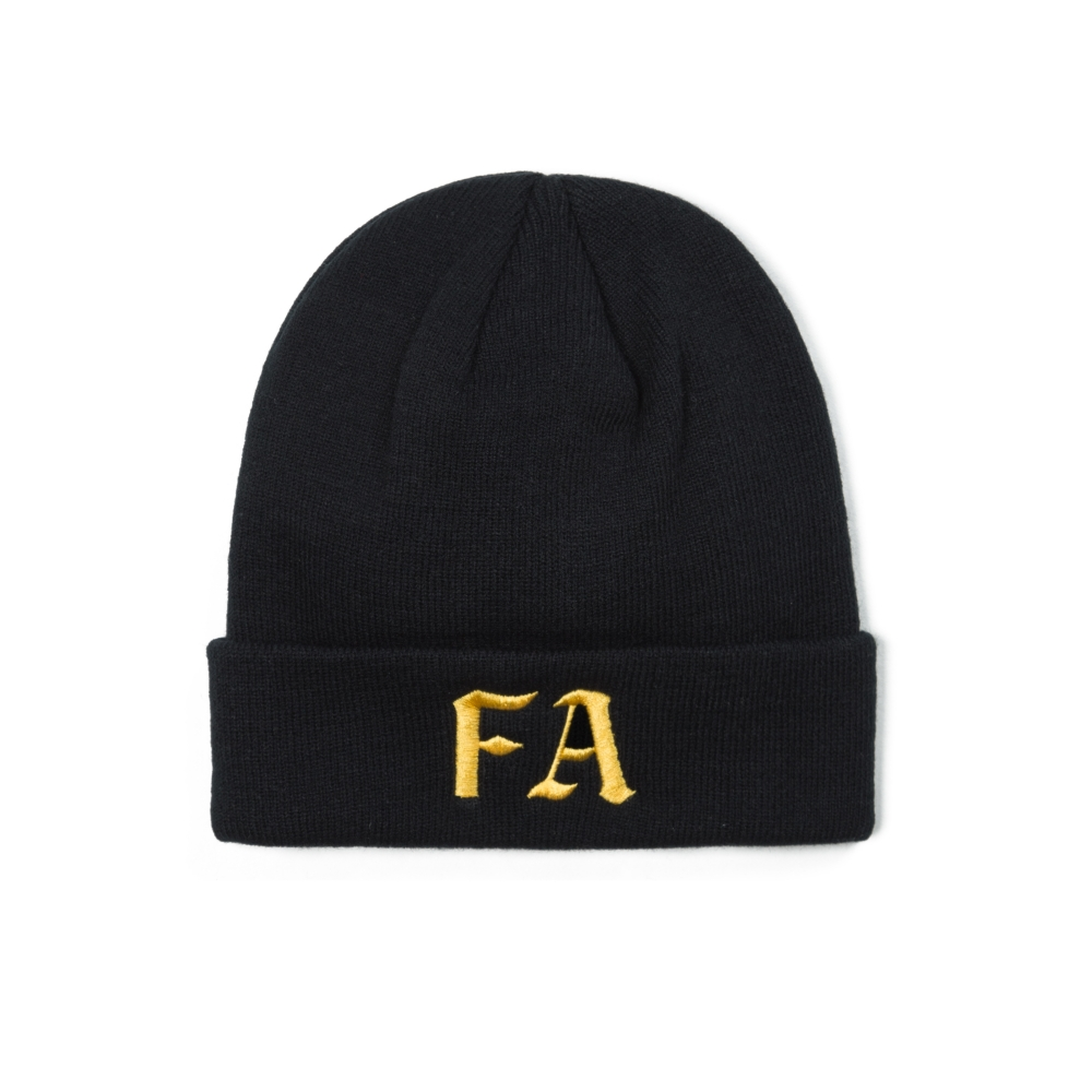 Fucking Awesome FA Beanie (Black)
