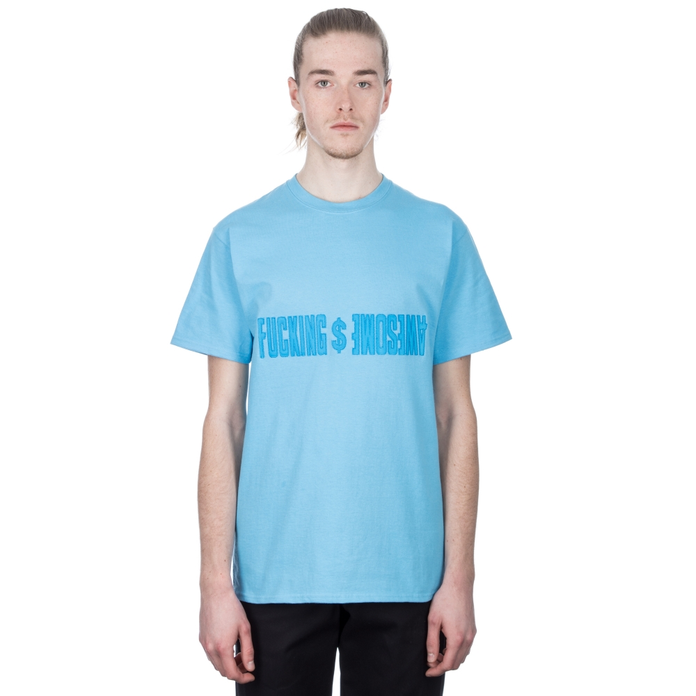 Fucking Awesome GDP T-Shirt (Blue)