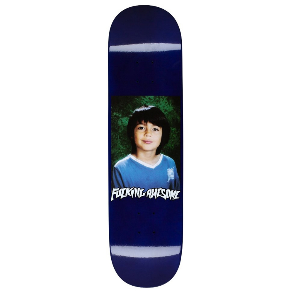 "Fucking Awesome Sean Class Photo Skateboard Deck 8.25"" (Navy)"