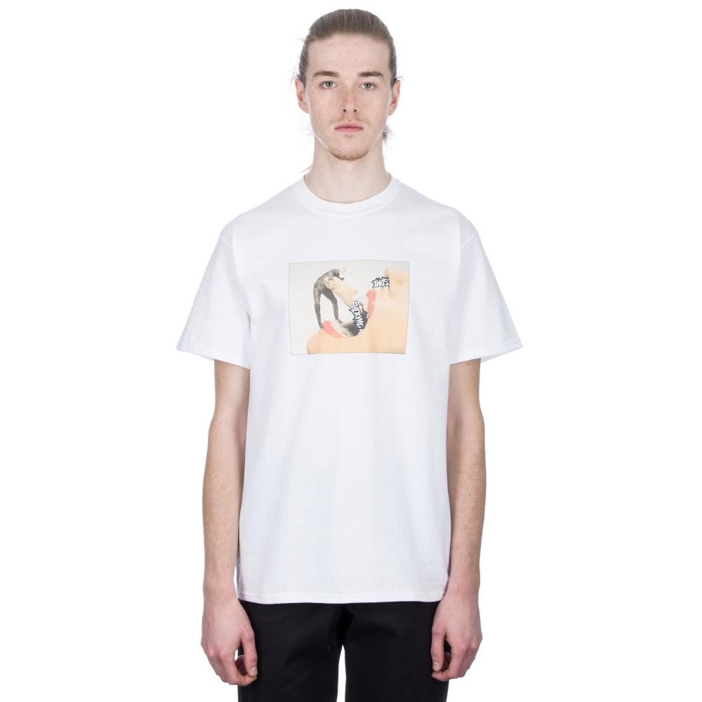 Fucking Awesome Septum T-Shirt (White)