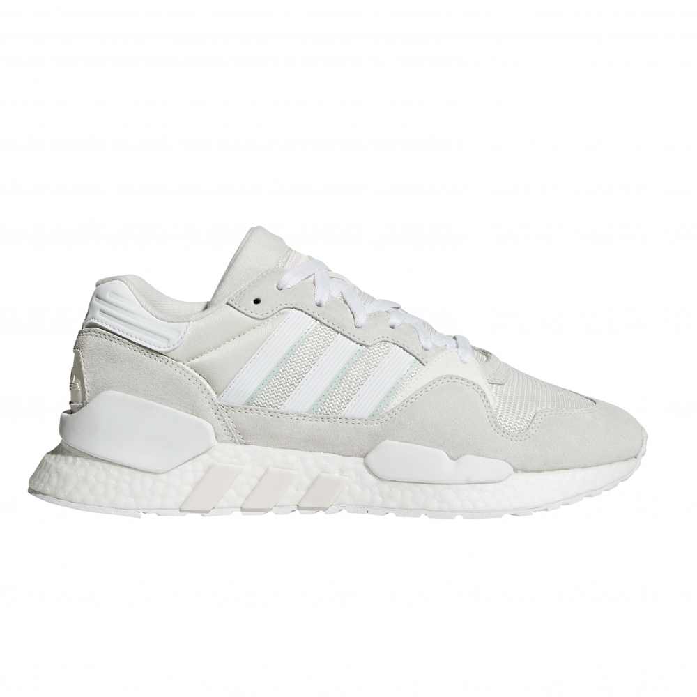 adidas Originals ZX930 x EQT 'Never Made Triple White Pack' (Cloud White/Footwear White/Grey One)