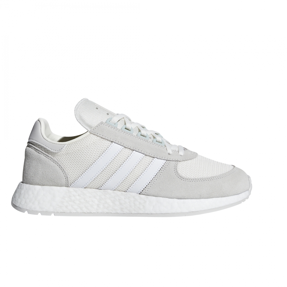 adidas Originals Marathon x 5923 'Never Made Triple White Pack' (Cloud White/Footwear White/Grey One)