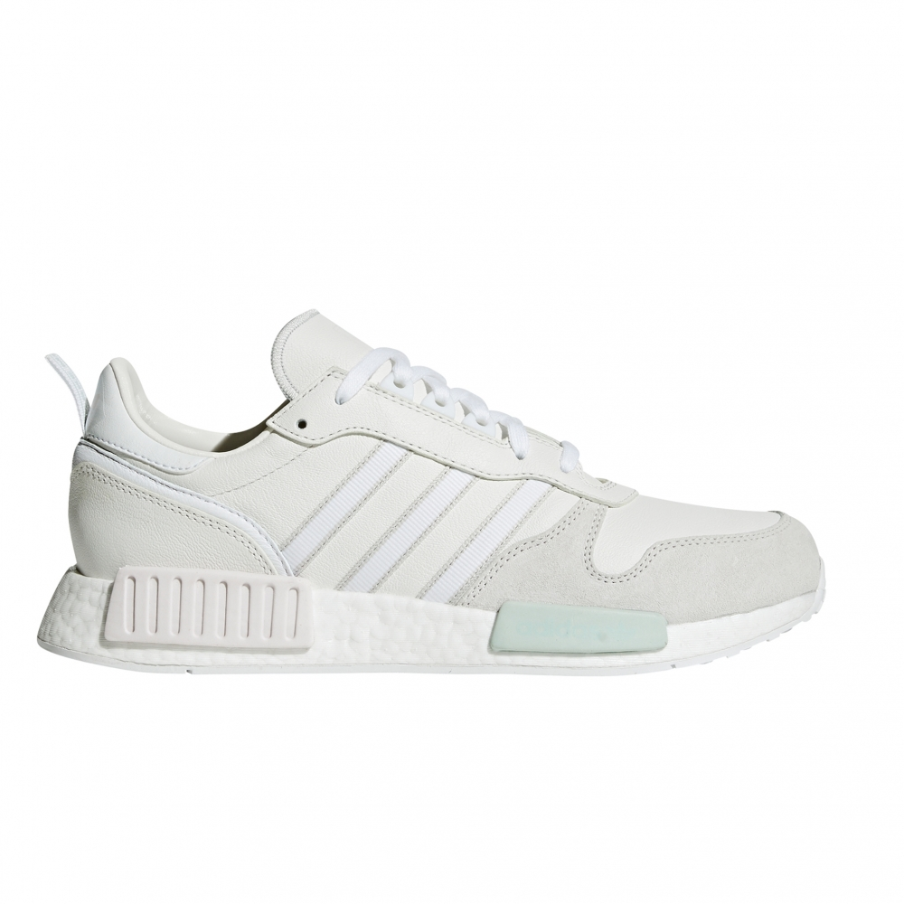 adidas Originals Rising Star x R1 'Never Made Triple White Pack' (Cloud White/Footwear White/Grey One)