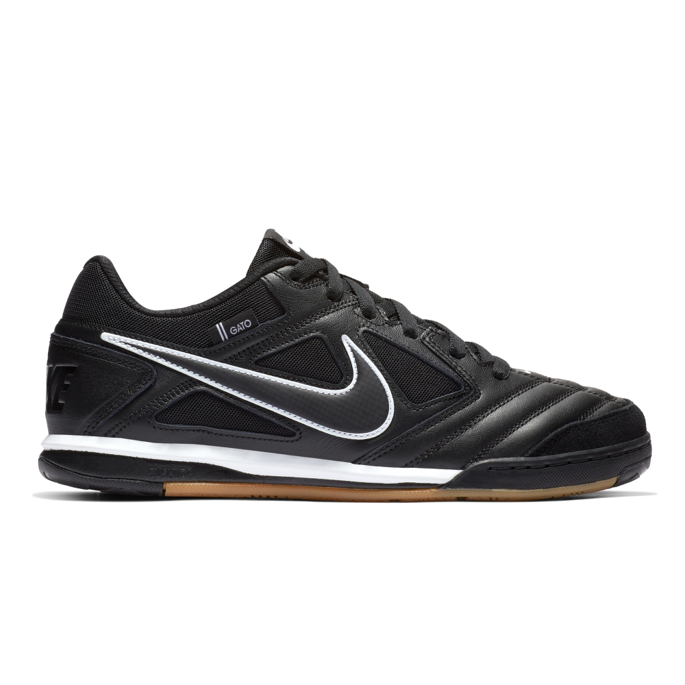 Nike SB Gato (Black/Black-White-Gum Light Brown)