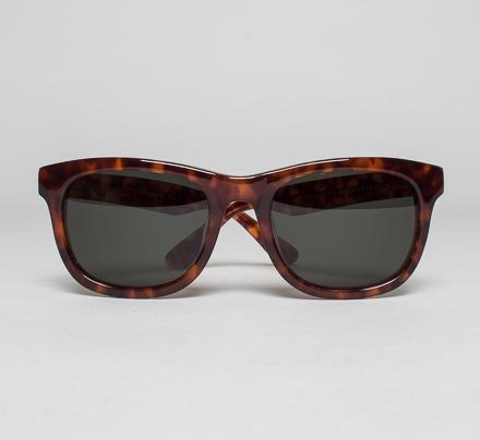 Han Kjøbenhavn Wolfgang Sunglasses (Amber/Sun)