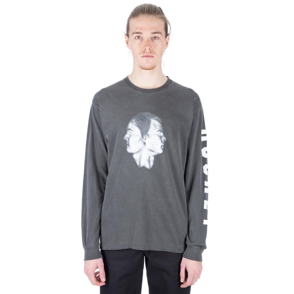 Hockey DonJohn Long Sleeve T-Shirt (Overdyed Black)