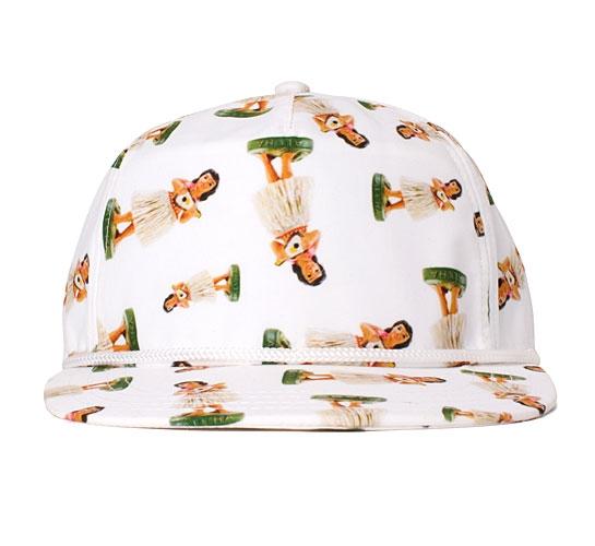 Vans Hula Snapback Cap (Tropical Hula Girl Print) - buy online at ... 5d12ca8d79a