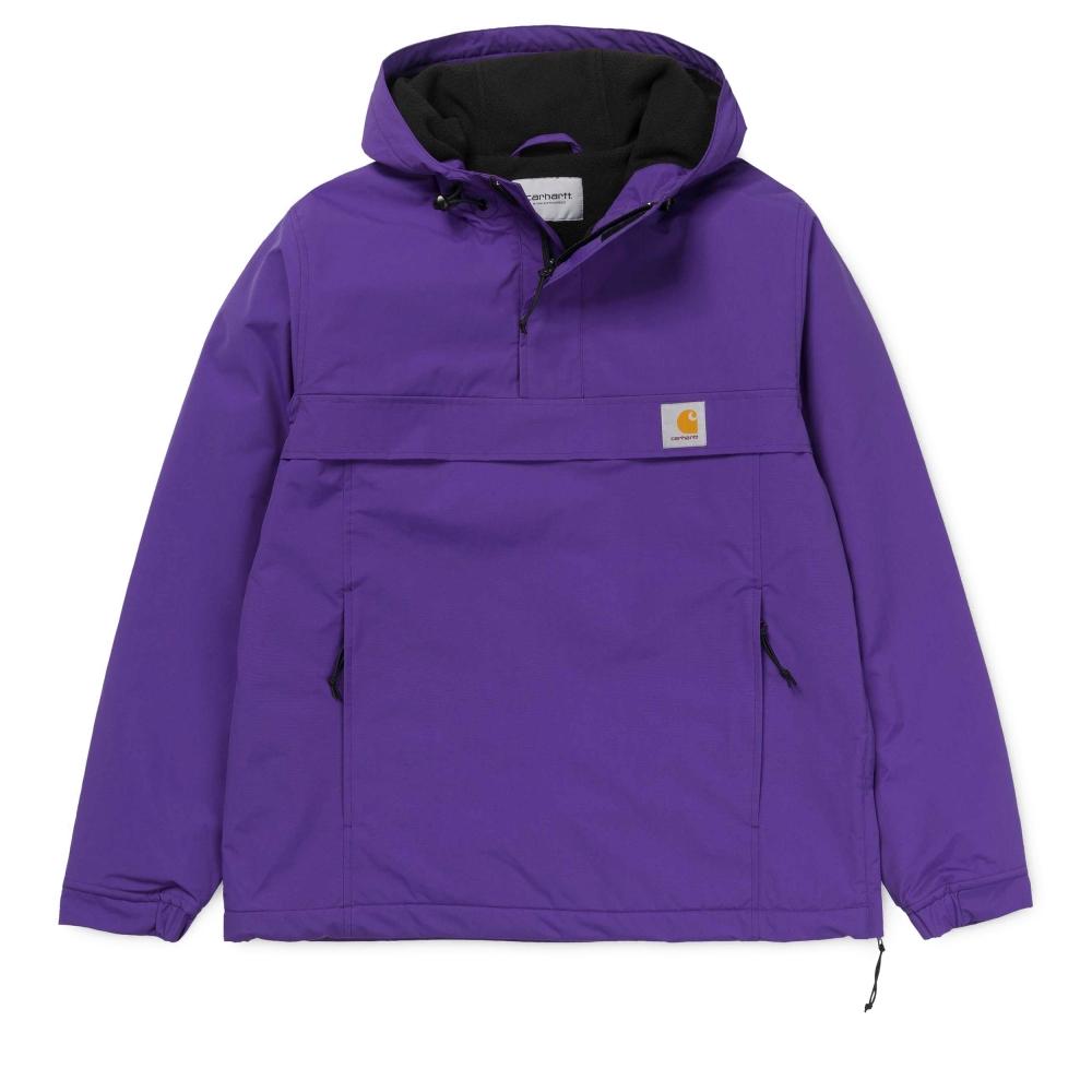 Carhartt Nimbus Pullover Hooded Jacket (Frosted Viola)