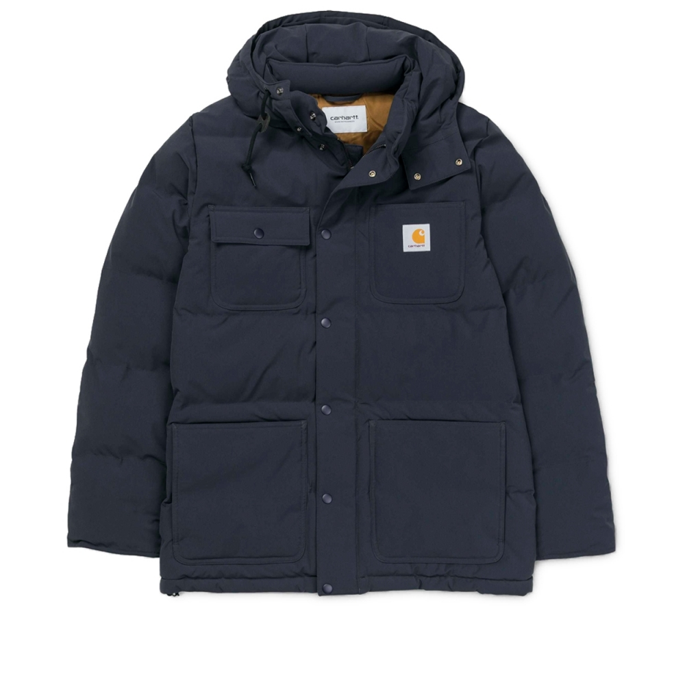 Carhartt Alpine Coat (Dark Navy/Hamilton Brown)