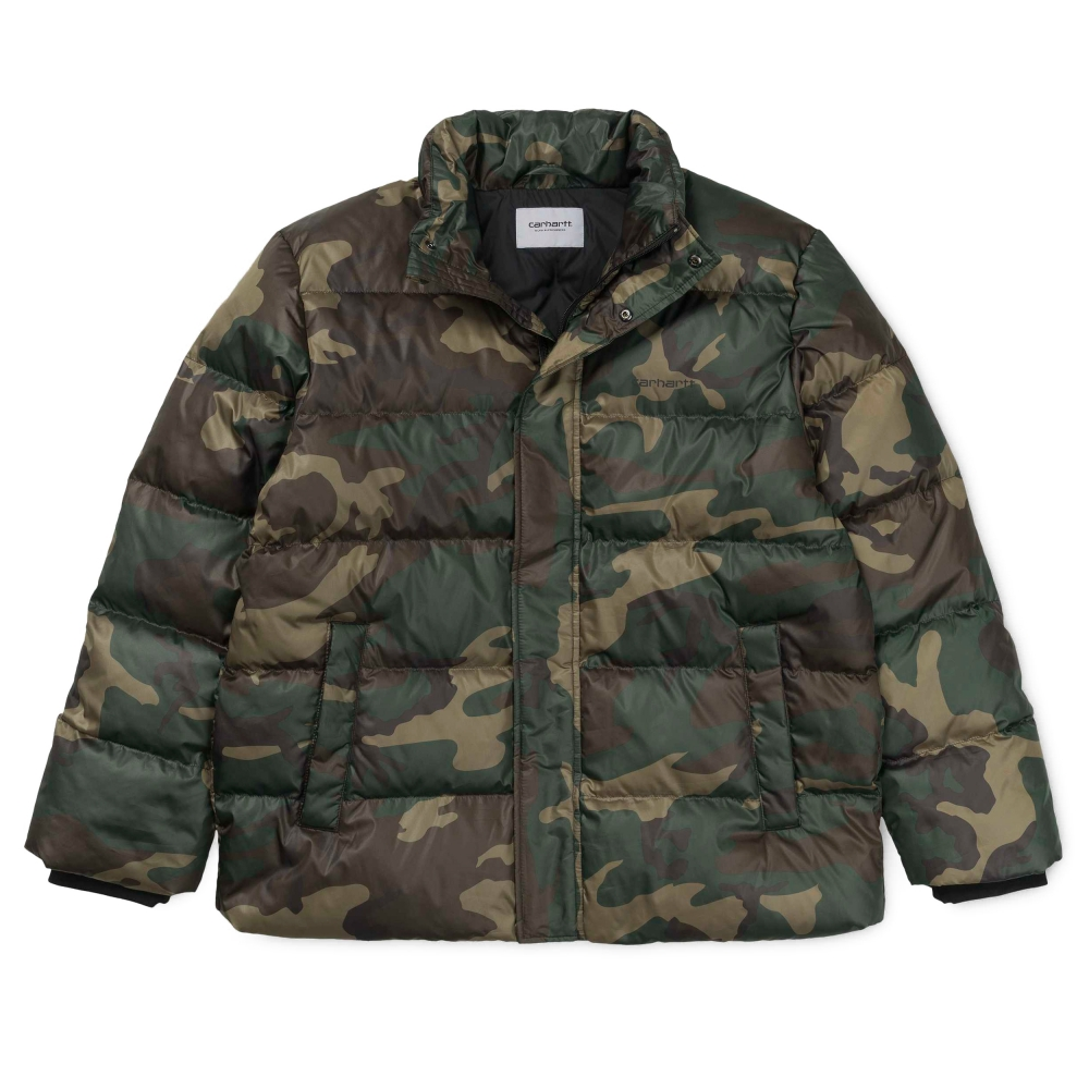 Carhartt Deming Down Jacket (Camo Laurel)