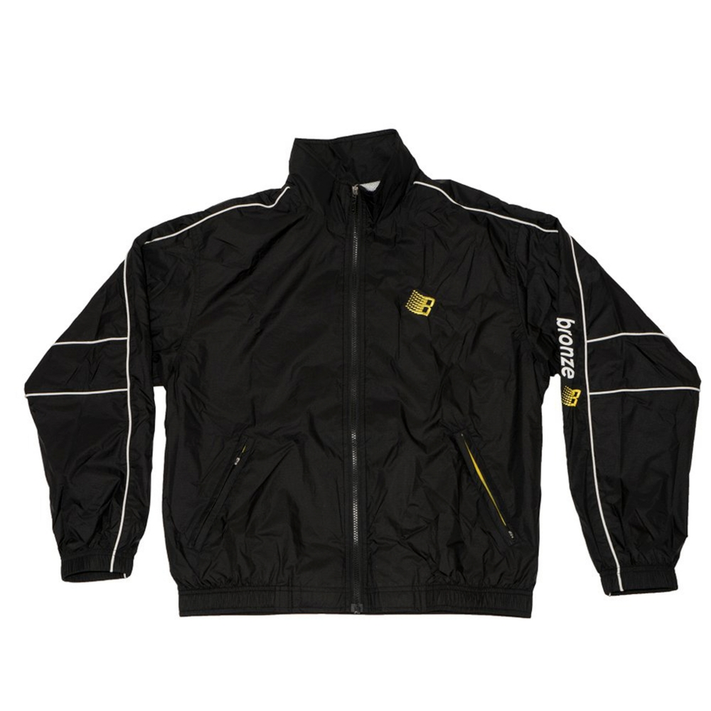 Bronze 56k Sports Jacket (Black)