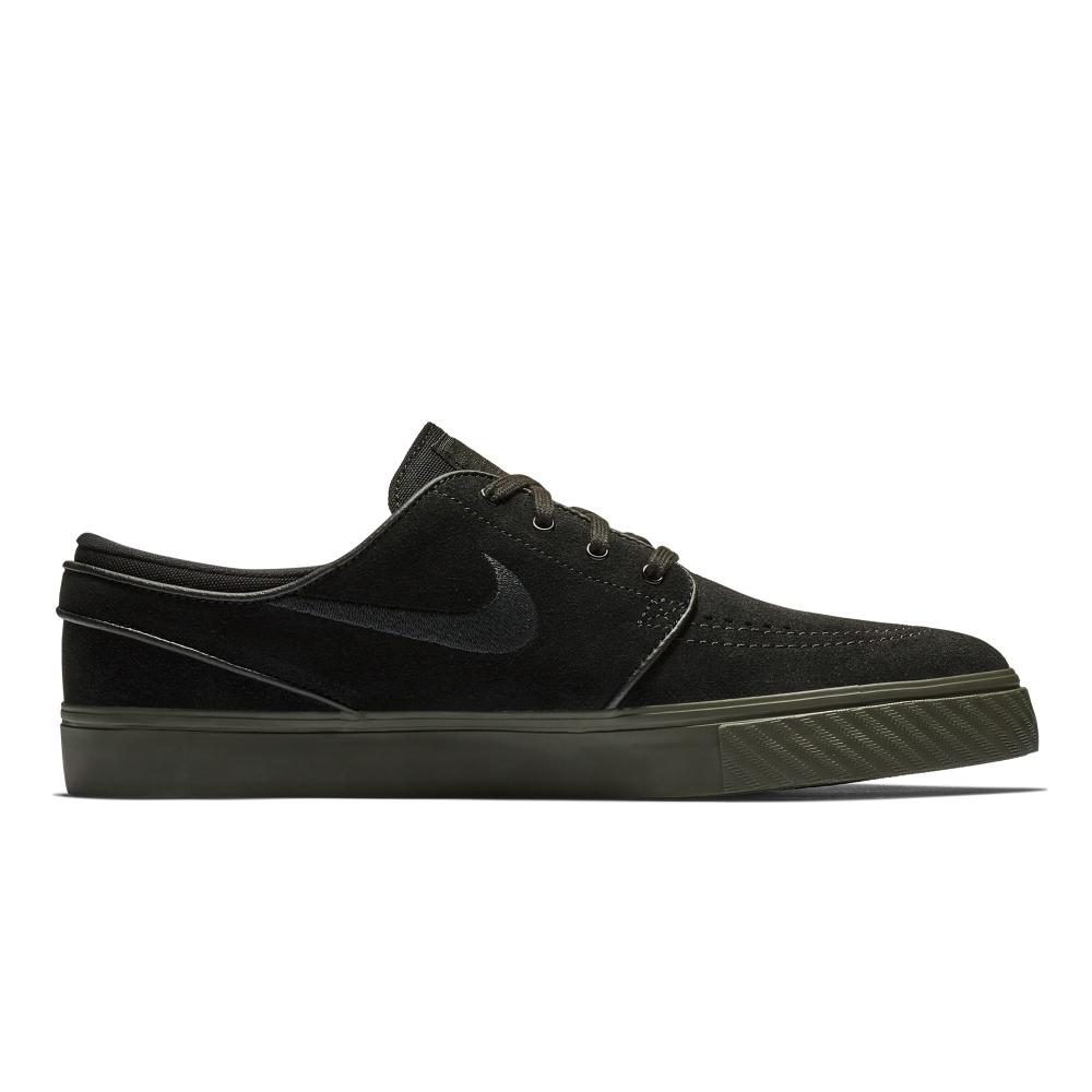 Nike SB Zoom Stefan Janoski (Black/Black-Sequoia)