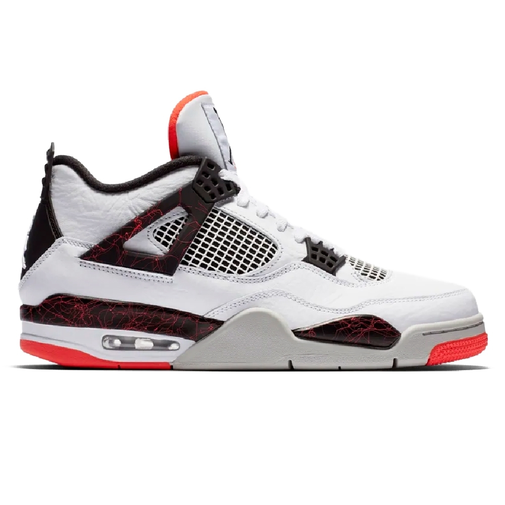 Jordan Brand Nike Air Jordan 4 Retro OG 'Pale Citron' (White/Black-Bright Crimson)