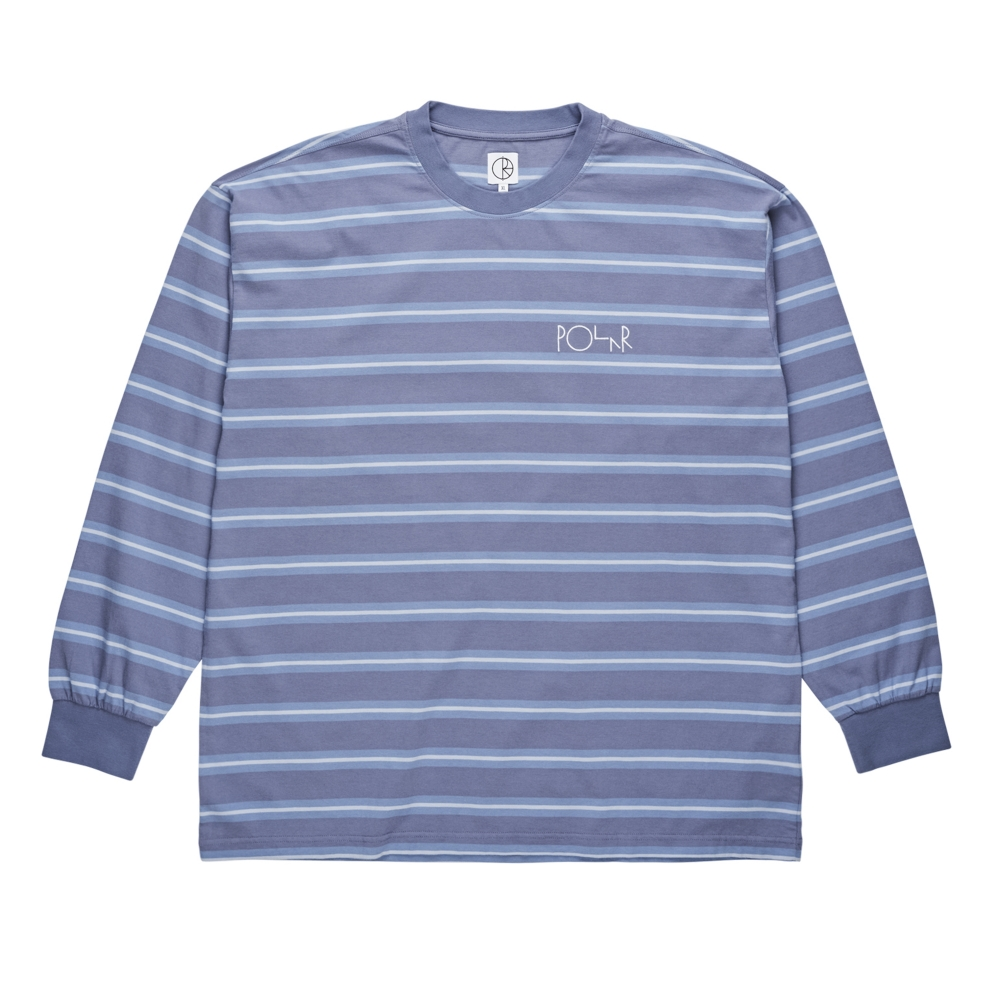 Polar Skate Co. '91 Long Sleeve T-Shirt (Sky Blue)
