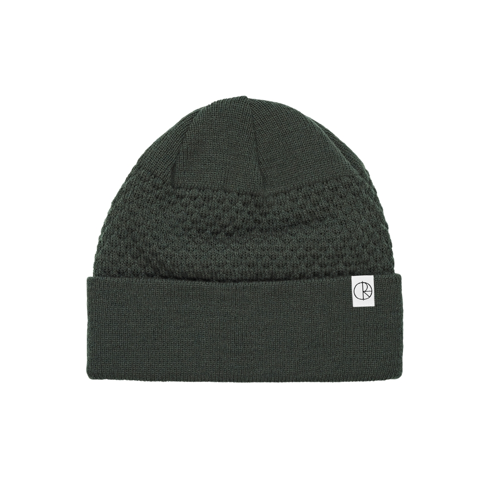 Polar Skate Co. Wobble Beanie (Grey Green)