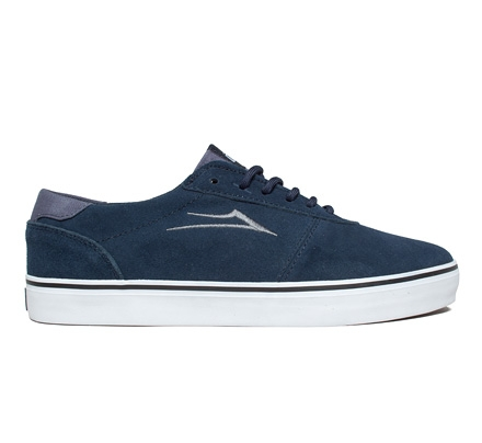 Lakai Manchester Lean (Navy Suede)