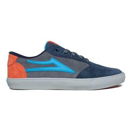 Lakai Pico (Grey/Blue Suede)