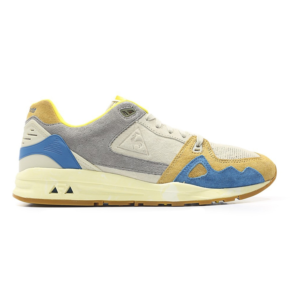 Le Coq Sportif LCS R1000 'Retro Affiches Pack' (Grey Morn)