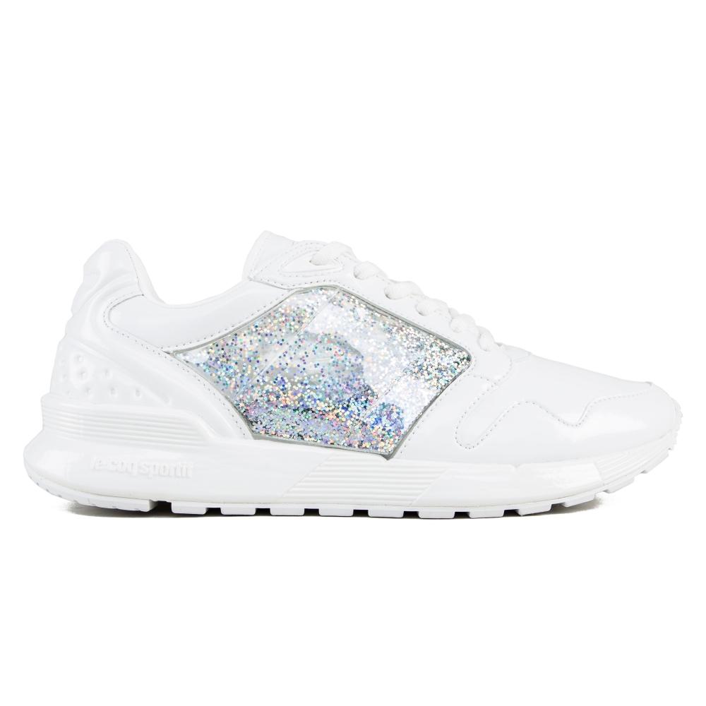 Le Coq Sportif Omega X W 'Snowflakes' (Optical White)