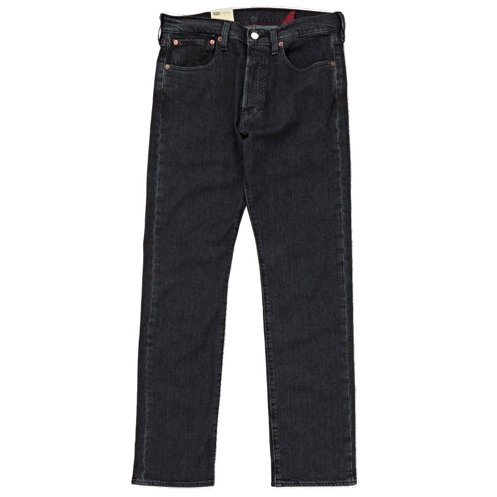 Levi's Skateboarding 501 Original Fit Jeans (S&E STF Raven)