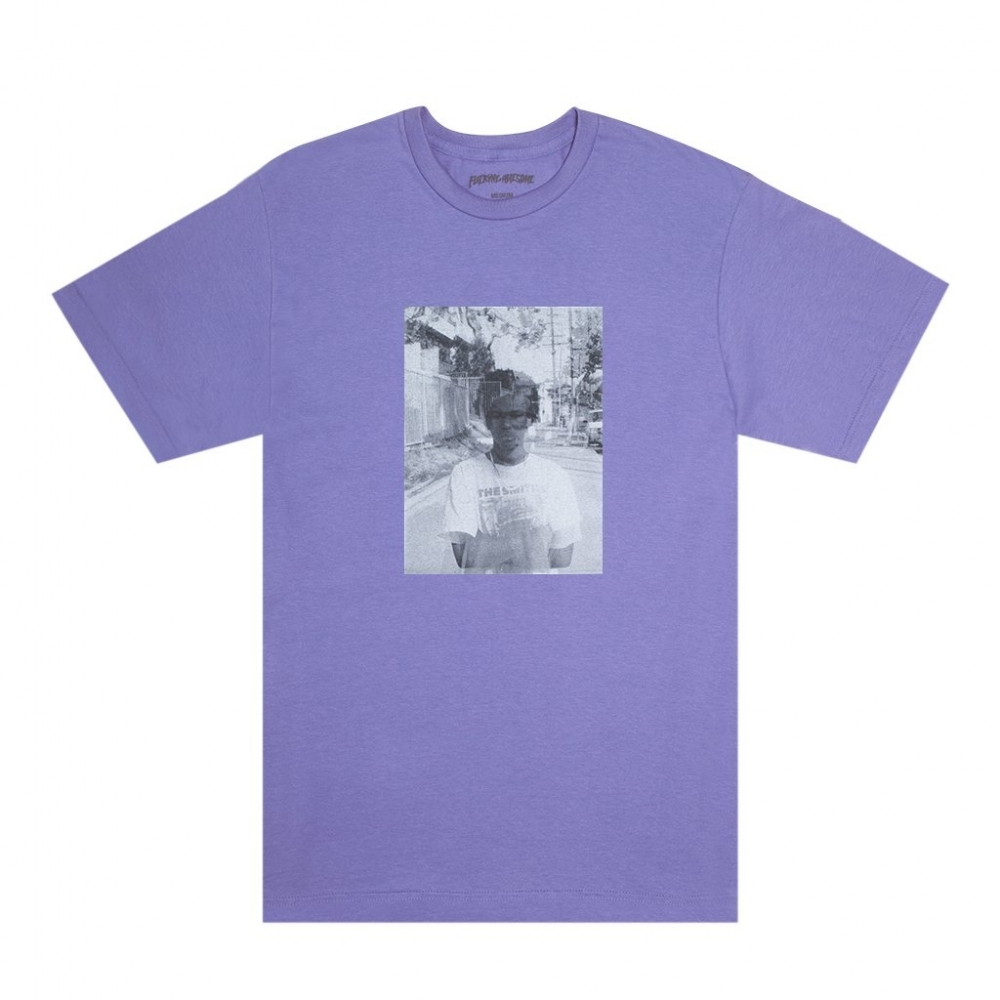 Fucking Awesome NAK Smith T-Shirt (Violet)