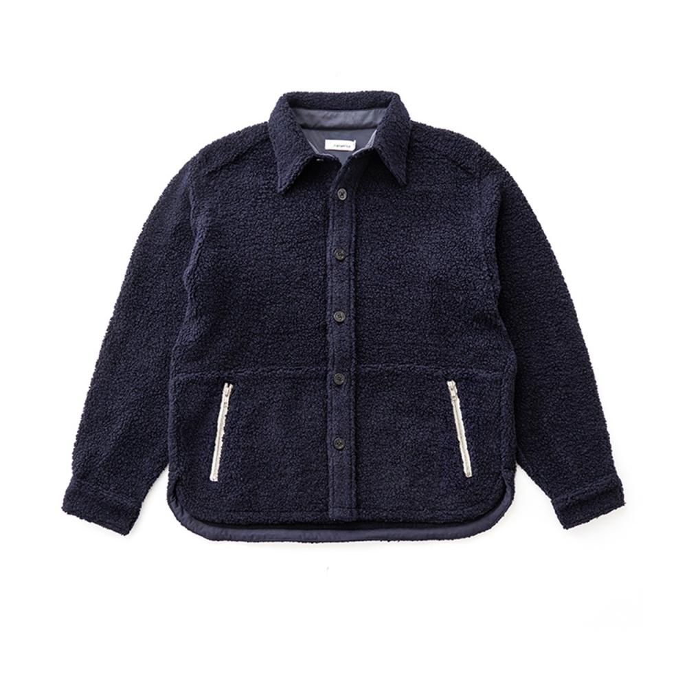 Nanamica Pile CPO Jacket (Navy)