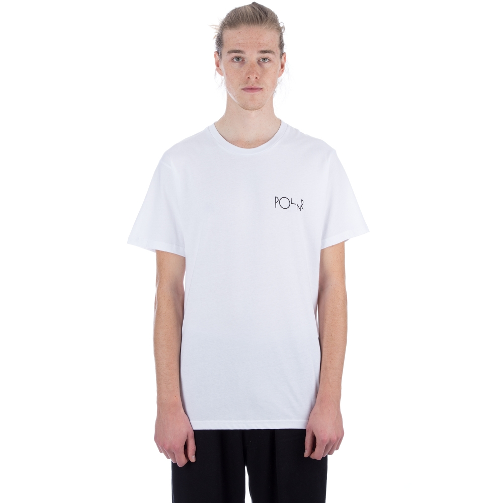 Polar Ego Loss T-Shirt (White)