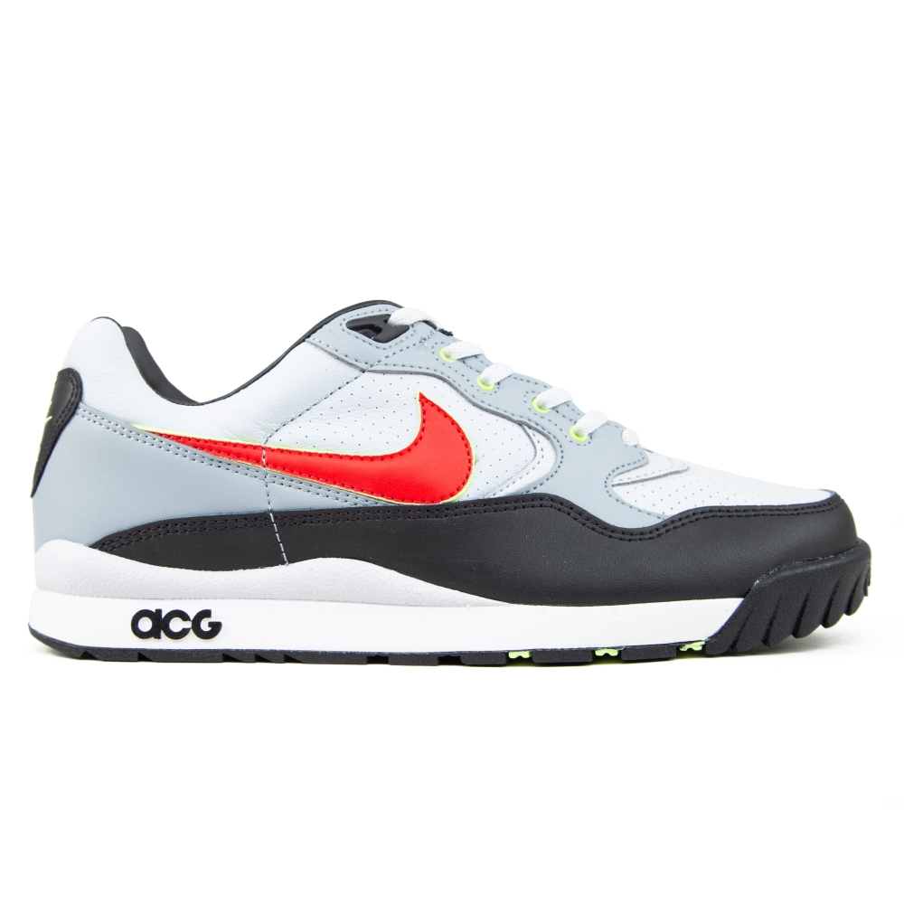 Nike ACG Air Wildwood (Pure Platinum/Comet Red-Mist Blue-Black)