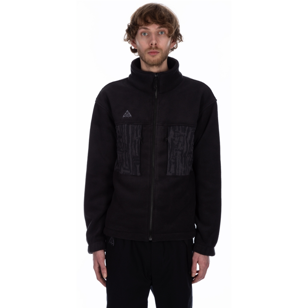 Nike ACG Fleece Jacket (Black/Anthracite)